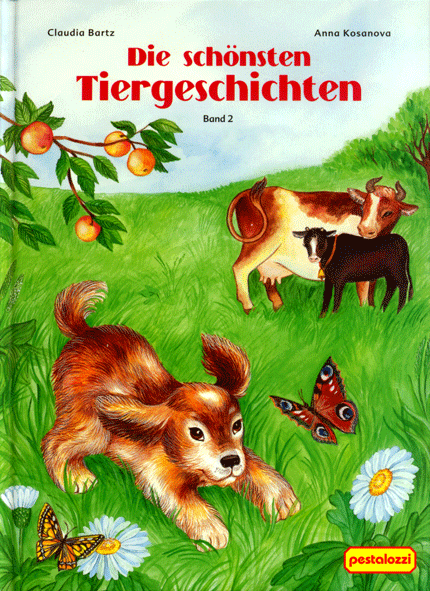 Tiergeschichten Band 2