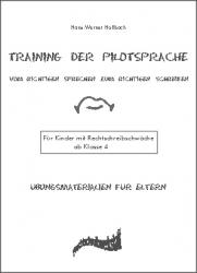 Training der Pilotsprache